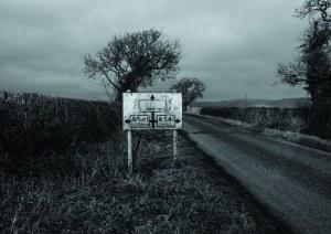 Trefnant Sign